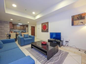 Dubai Marina 2 Bedrooms Apartment III - Apartment in Dubai