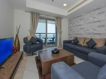 Dubai Marina 2 Bedrooms Apartment VI - Apartment in Dubai